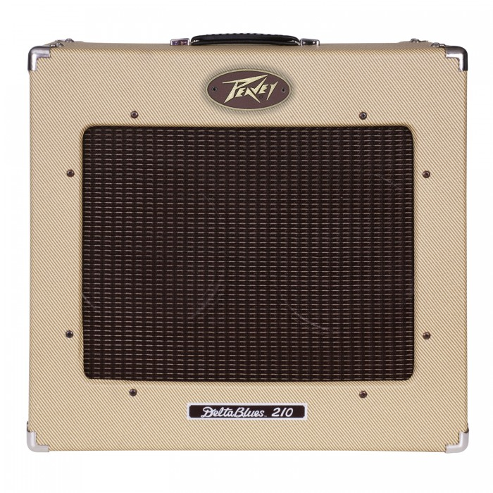 Peavey Delta Blues™ 210 Tweed - Front