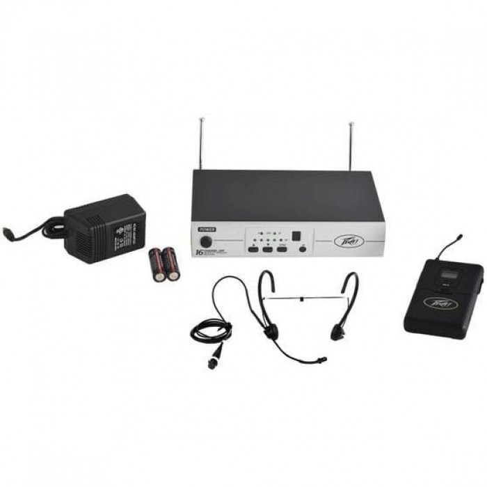 Peavey PV 16 CHANNEL UHF WIRELESS - BHS
