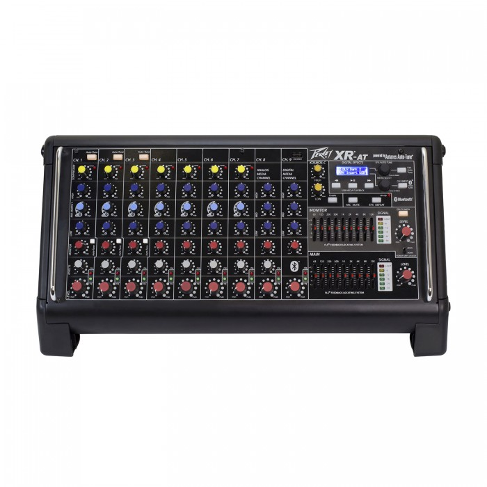 Peavey XR®-AT Powered Mixer - Front