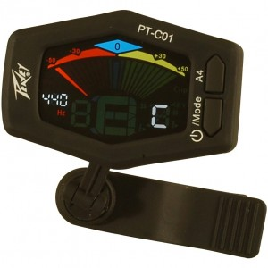 Peavey PT-C01 Clip on Tuner
